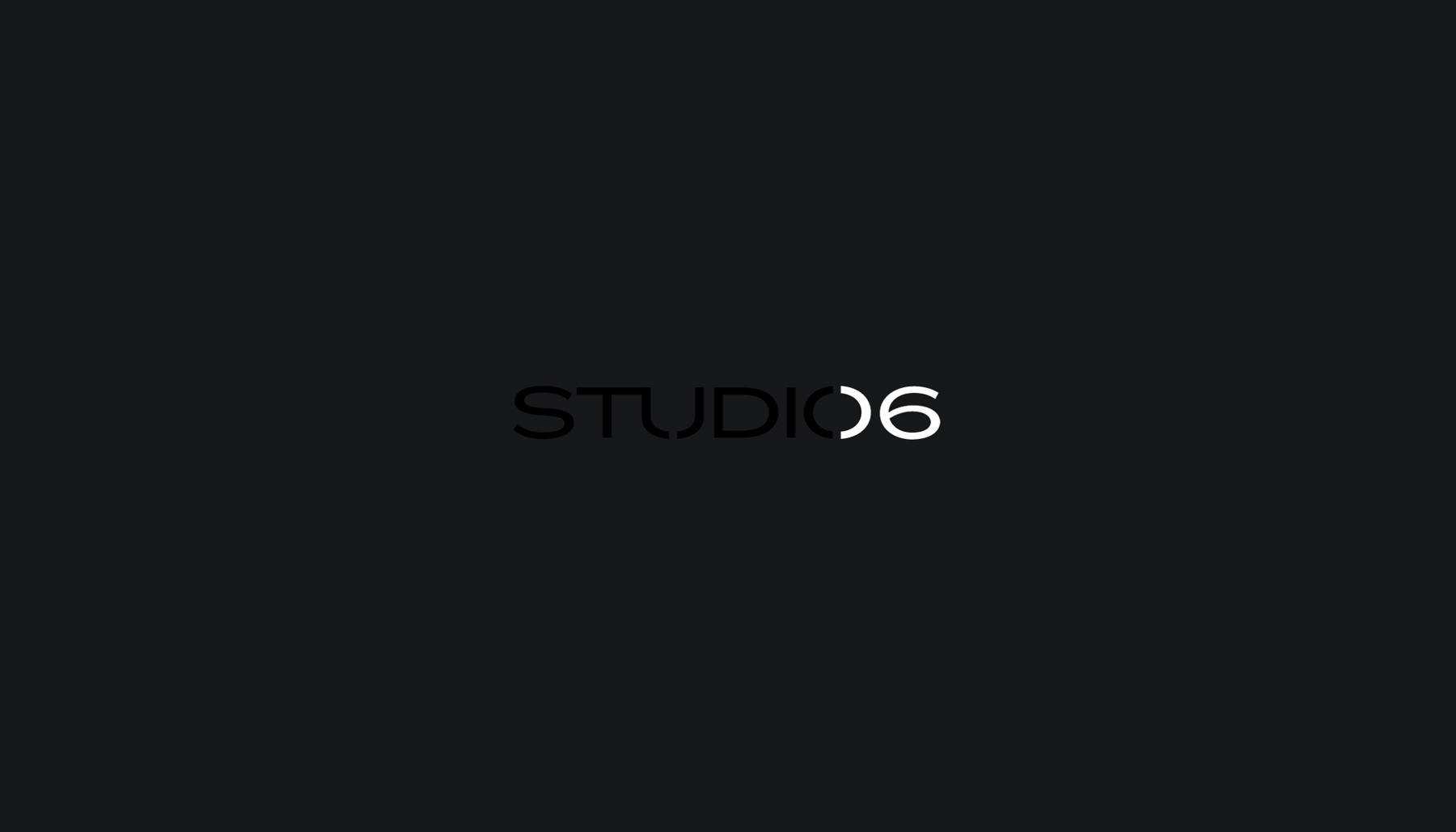 Studio 06 Architectural firm brand, branding architecture firm identity, AEC branding, Richmond architecture firm
