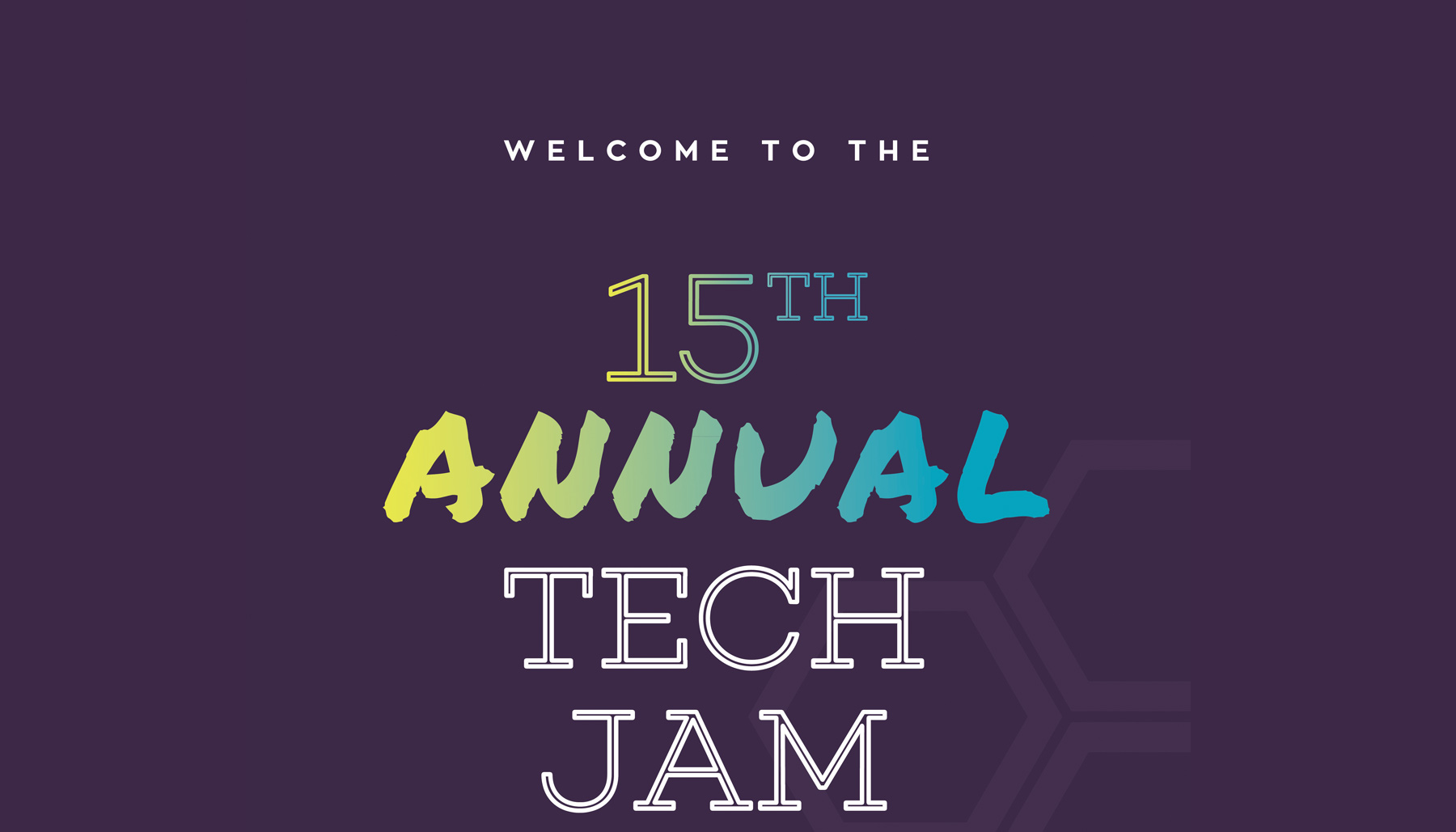 TechStart Tampa Tech Jam 2016, tech event branding, event branding and graphic design, branding technology