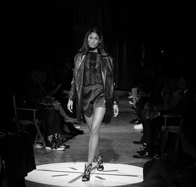 Dwyane Wade Runway Fashion Show