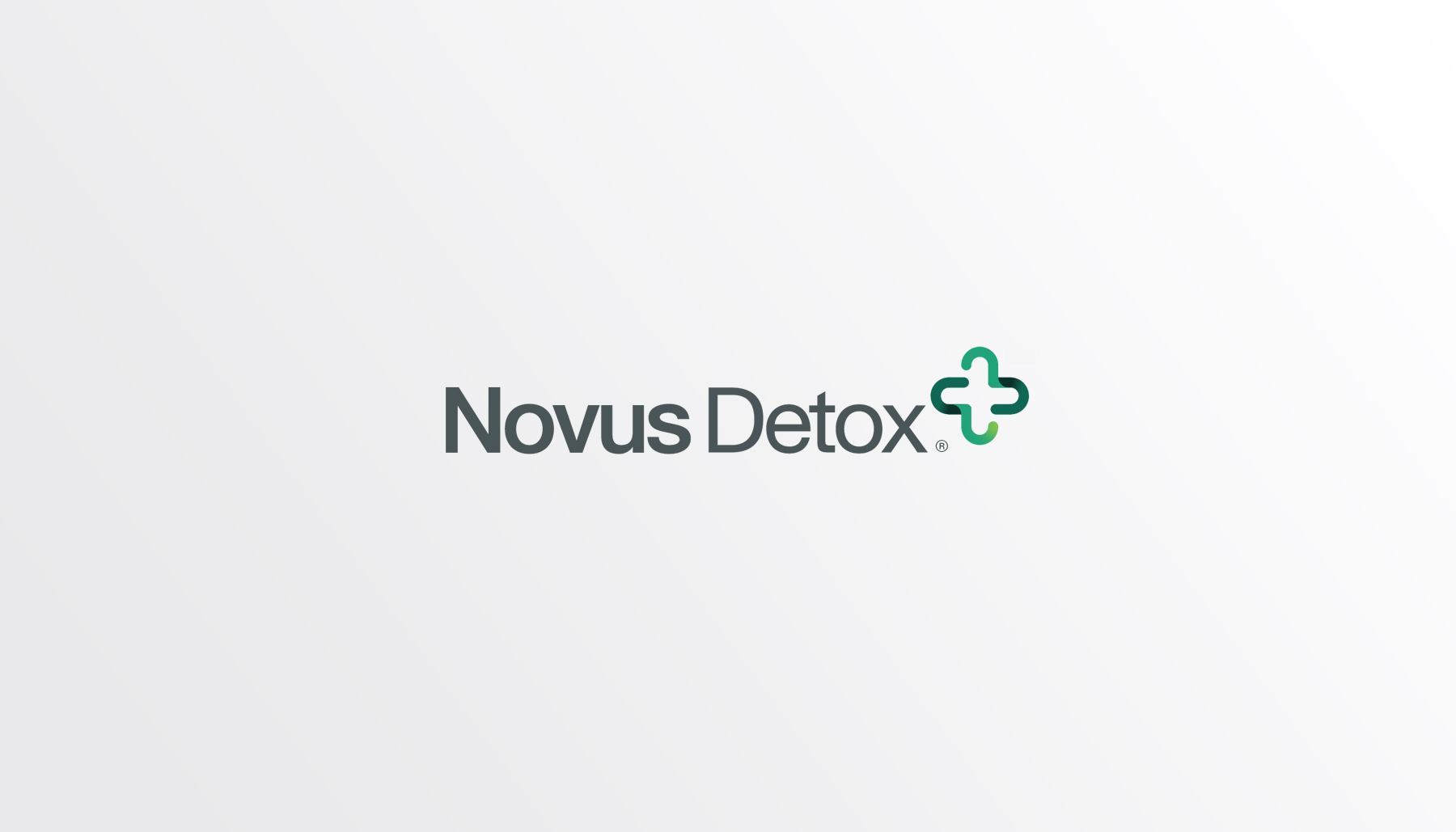 Novus Detox, Florida medical center branding, Tampa Palm Beach healthcare detox brand